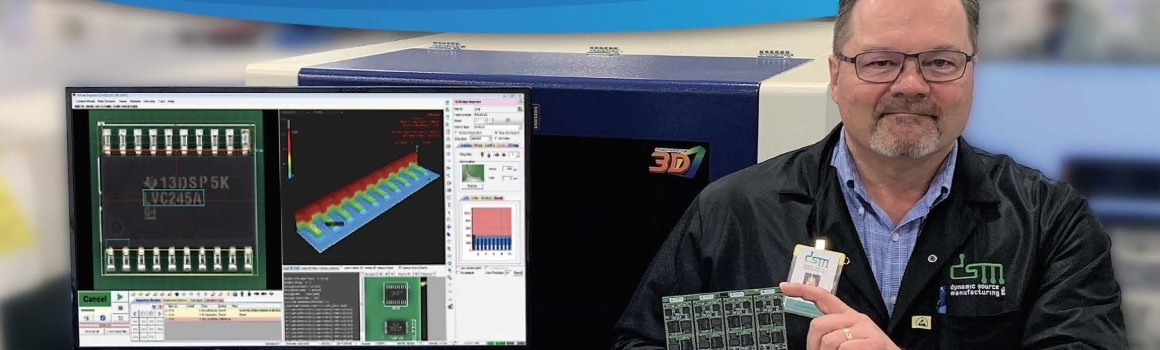 Dynamic Source Manufacturing Selects MIRTEC 3D AOI to Achieve Highest Manufacturing Standards
